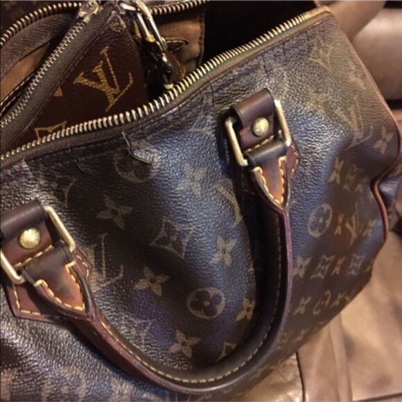 Louis Vuitton Handbags - Vintage LV Speedy 30
